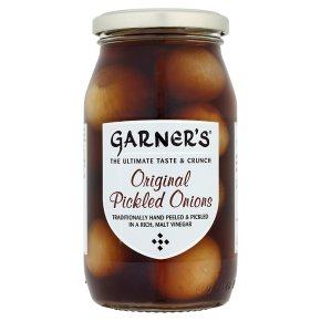 Garner's original pickled onions
