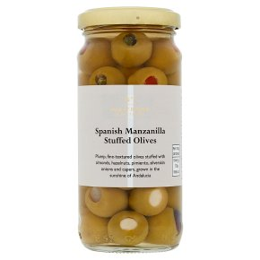 Waitrose 1 spanish stuffed olives