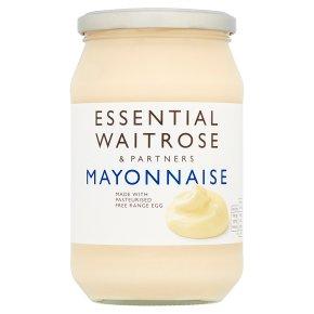 essential Waitrose mayonnaise