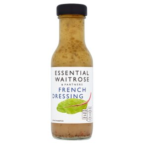 essential Waitrose French dressing