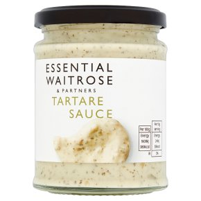 essential Waitrose tartare sauce