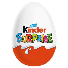 Kinder surprise milk chocolate egg