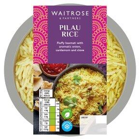 Waitrose Indian Pilau Rice