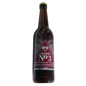Gadds' No 3 Bottle Conditioned Ale