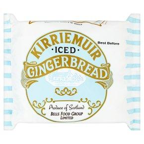 Kirriemuir iced gingerbread