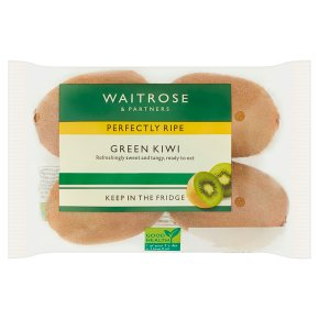 Waitrose 1 perfectly ripe kiwi fruits