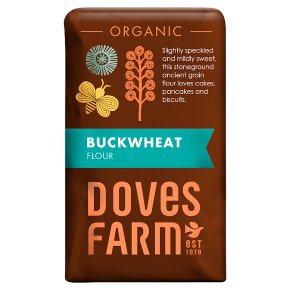 Doves Farm Wholegrain Buckwheat Flour