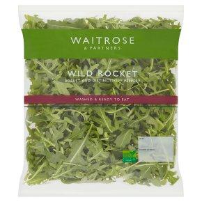 Waitrose wild rocket