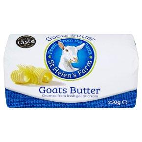 St. Helen's Farm goats butter