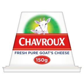 Chavroux Fresh Pure Goat's Cheese