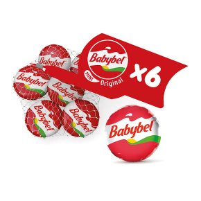 Mini Babybel original, 6 portions