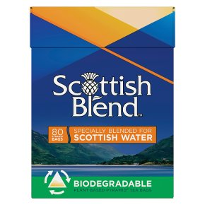Scottish Blend 80s Pyramid Teabags