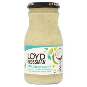 Loyd Grossman green thai curry sauce