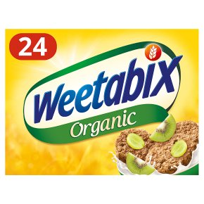 Weetabix organic