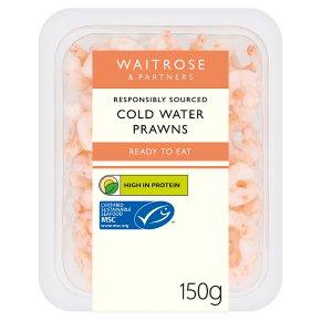 Waitrose North Atlantic Prawns MSC