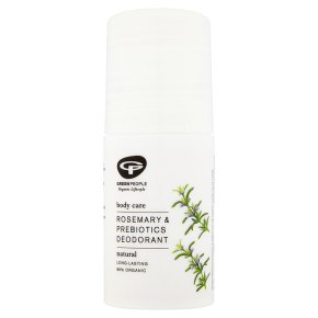 Green People Natural Rosemary Deodorant – Organic Roll On