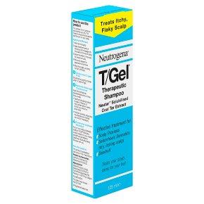 Neutrogena T/Gel therapeutic shampoo