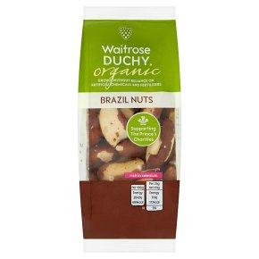 Waitrose Duchy Organic brazil nuts