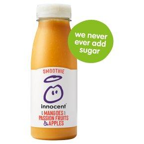 innocent smoothie mango & passionfruit