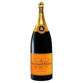Veuve Clicquot Nebuchadnezzar, French, Champagne