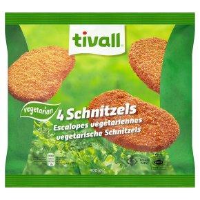 Tivall vegetarian schnitzel - Kosher