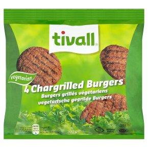 Tivall vegetarian burgers - Kosher