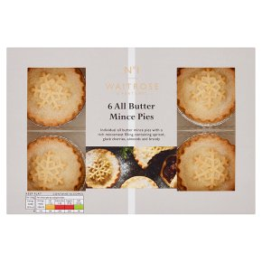 No.1 All Butter Mince Pies