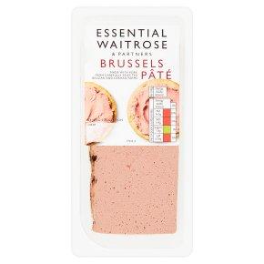 essential Waitrose Brussels Pâté