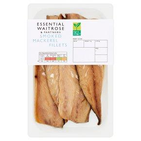 essential Waitrose smoked mackerel fillets