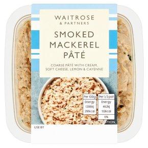 Waitrose smoked mackerel pâté