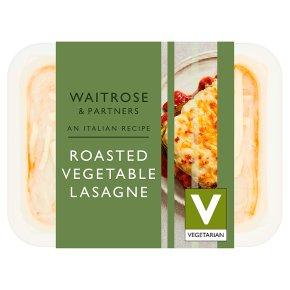 Waitrose Italian Roasted Vegetable Lasagne