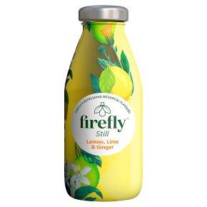 Firefly de-tox lemon, lime & ginger