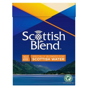 Scottish Blend 160s Pyramid Teabags