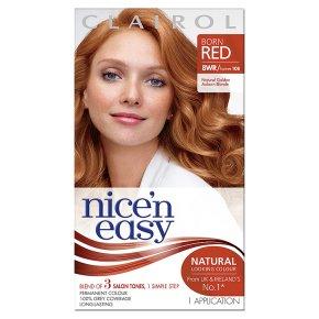 Nice n Easy Natural Golden Auburn 108 Hair Colour