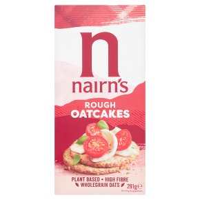 Nairn's rough oat cakes
