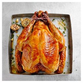 Waitrose Duchy Organic Free Range Bronze Feathered Turkey (with giblets)