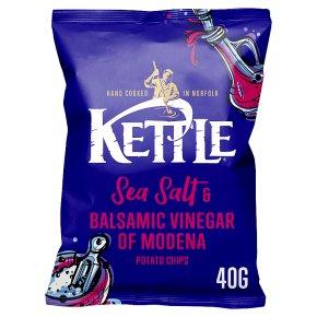 Kettle Chips sea salt & balsamic vinegar