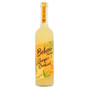 Belvoir ginger cordial