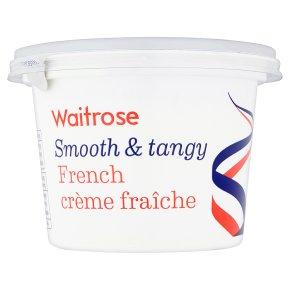 Waitrose crème fraîche