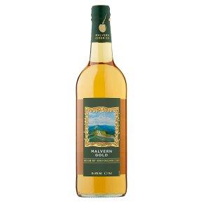 Knights Cider Malvern Gold medium reserve