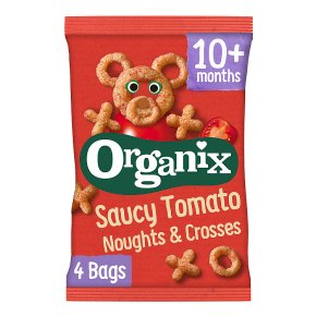 Organix organic noughts & crosses goodies