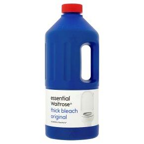 Waitrose thick bleach, 2 litres