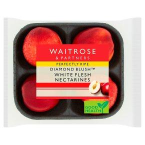Perfectly Ripe white flesh nectarines