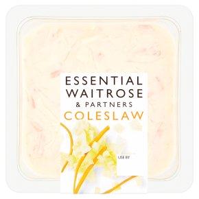 essential Waitrose coleslaw