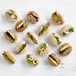 Sandwiches Wraps Rolls Made To Order Waitrose Partners