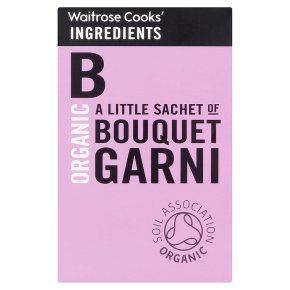 Waitrose Cooks' Ingredients organic bouquet garni
