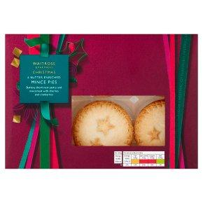 Waitrose Xmas Shortcrust Mince Pies