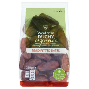 Waitrose Duchy Organic dates