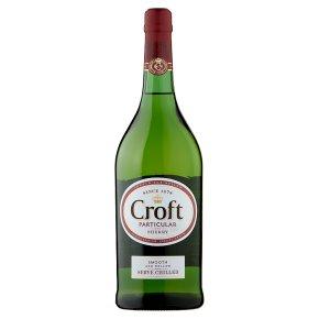 Croft Particular Pale Amontillado, Sherry