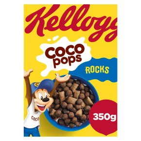 Kellogg's Coco Pops Rocks Cereal
